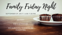 Family Friday Night: Parenting