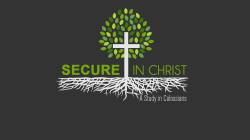 Secure in the Sufficient Christ