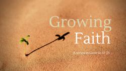 Growing Faith   Series   West Valley Presbyterian Church
