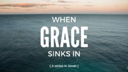 When Grace Disturbs