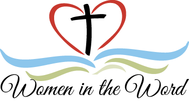women in the word LOGO